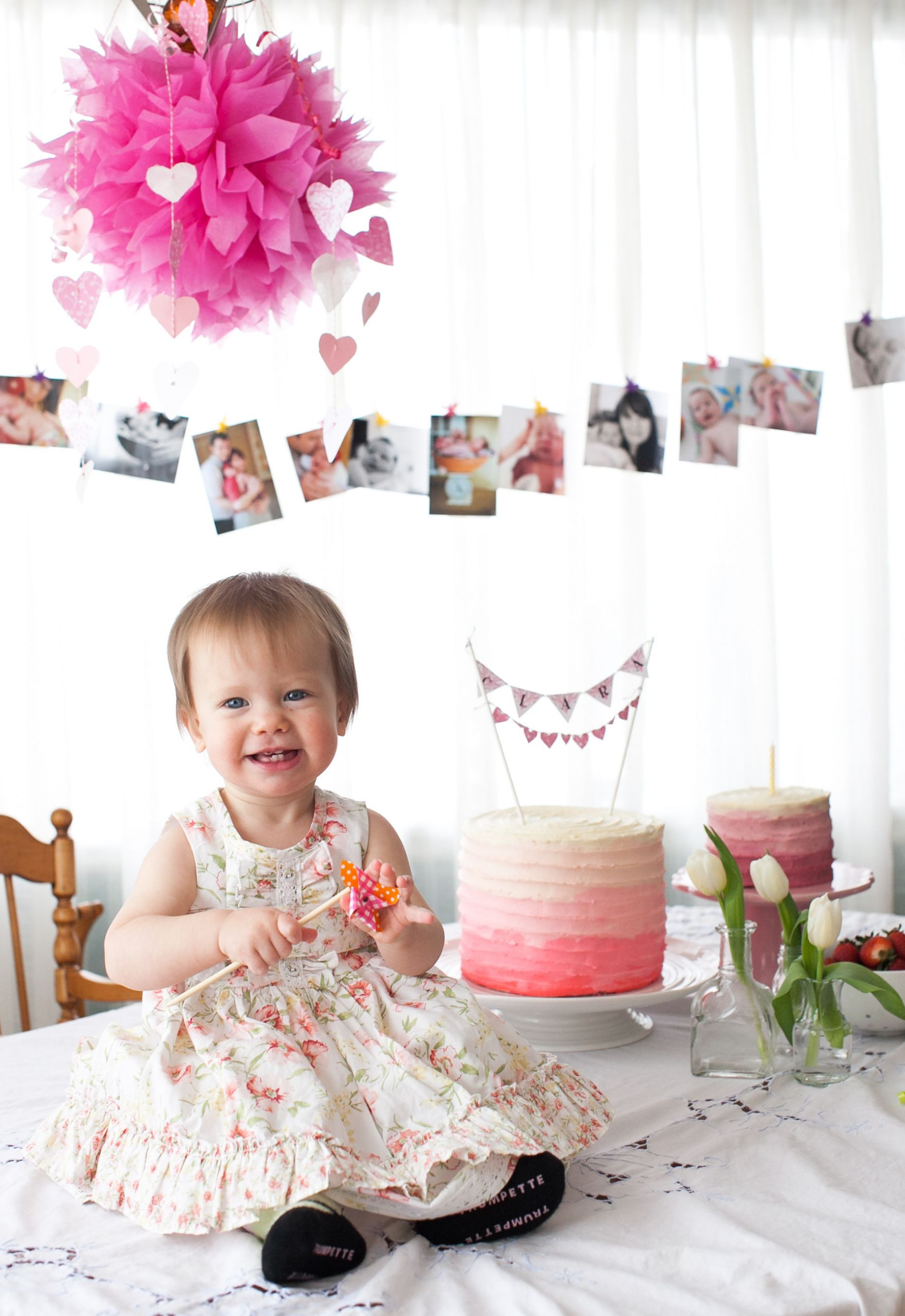 Baby'S First Birthday Gift Ideas  First birthday party ideas recipe Apple Spice Cake with