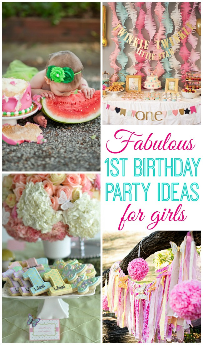 Baby'S First Birthday Gift Ideas  Baby Girl Turns e Design Dazzle