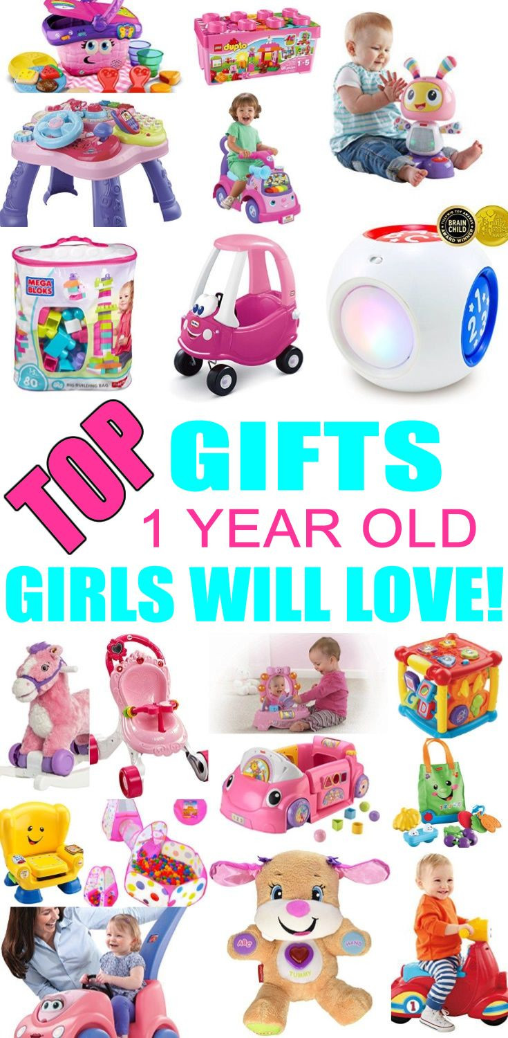 Baby'S First Birthday Gift Ideas  Best Gifts for 1 Year Old Girls