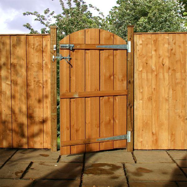 Backyard Fence Door  Garden Fence Gate