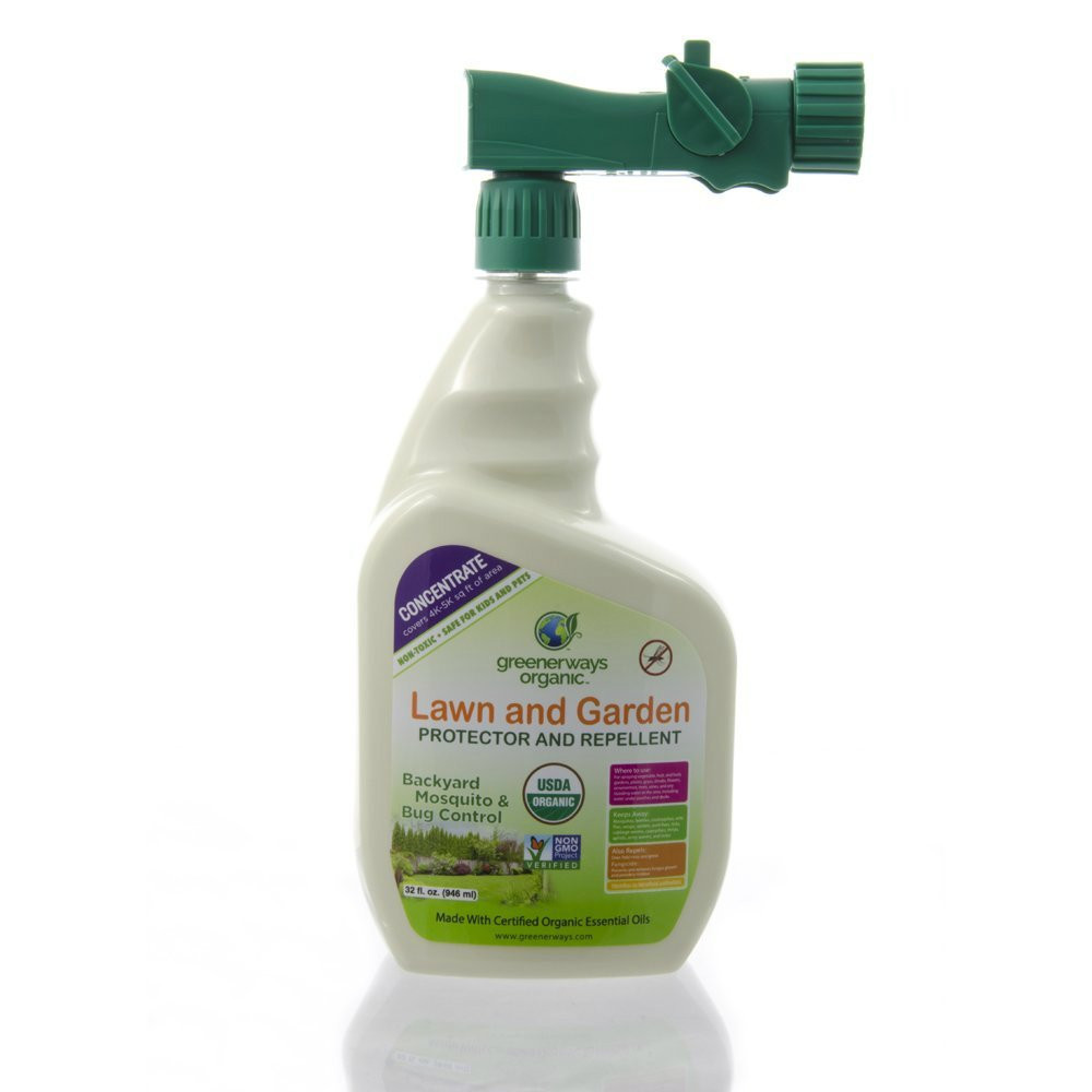 Backyard Fly Repellent  Best Mosquito Sprays for Yard