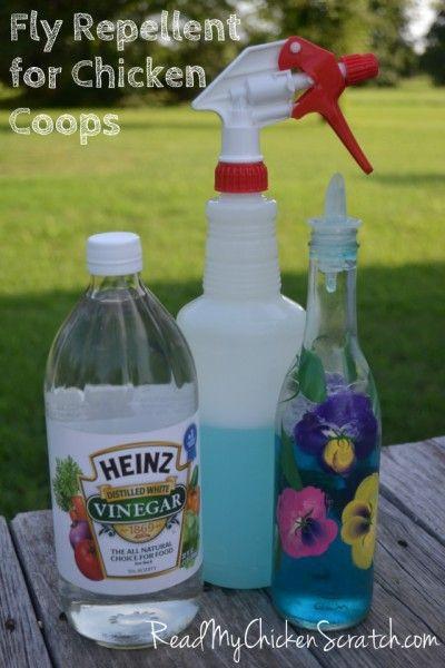 Backyard Fly Repellent  Fly Repellent
