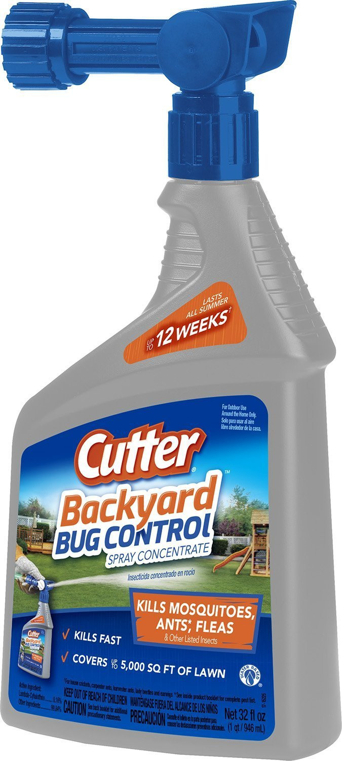 Backyard Fly Repellent  Lawn pest control Best lawn insect killers