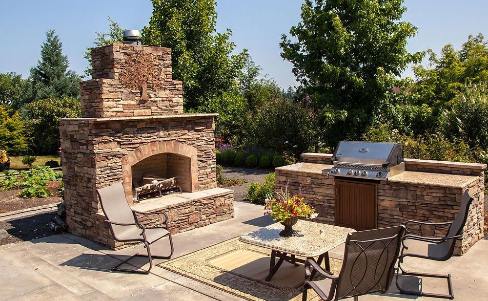 Backyard Grilling Areas  7 Simple Tips For Organizing Outdoor Grill Area
