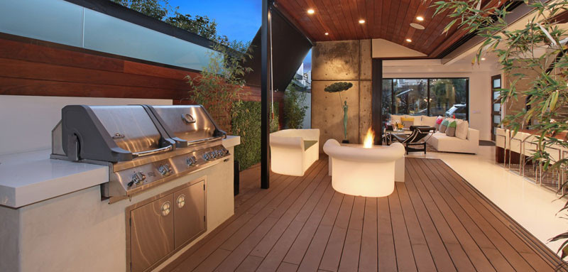 Backyard Grilling Areas  10 Awesome Outdoor BBQ Areas That Will Get You Inspired