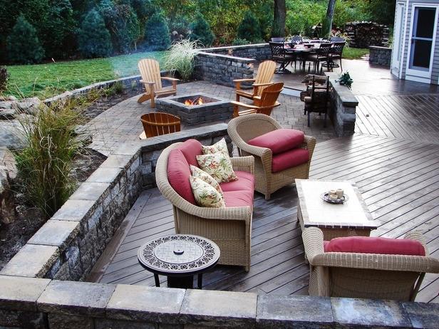Backyard Grilling Areas  DIY Backyard Grilling Area Modernize