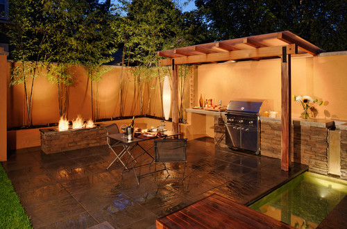 Backyard Grilling Areas  13 Upgrades For Your Outdoor Grill Area
