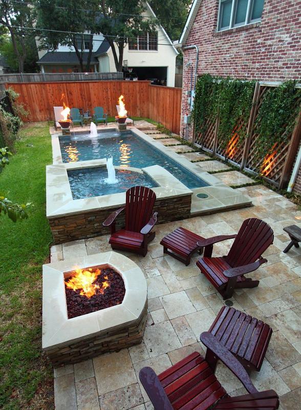 Backyard Ideas For Small Yard  30 Small Backyard Ideas That Will Make Your Backyard Look Big