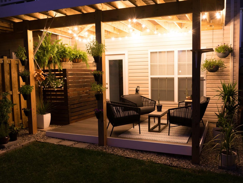 Backyard Ideas For Small Yard  Tiny Backyard Ideas & An Update on My Tiny Backyard & Garden