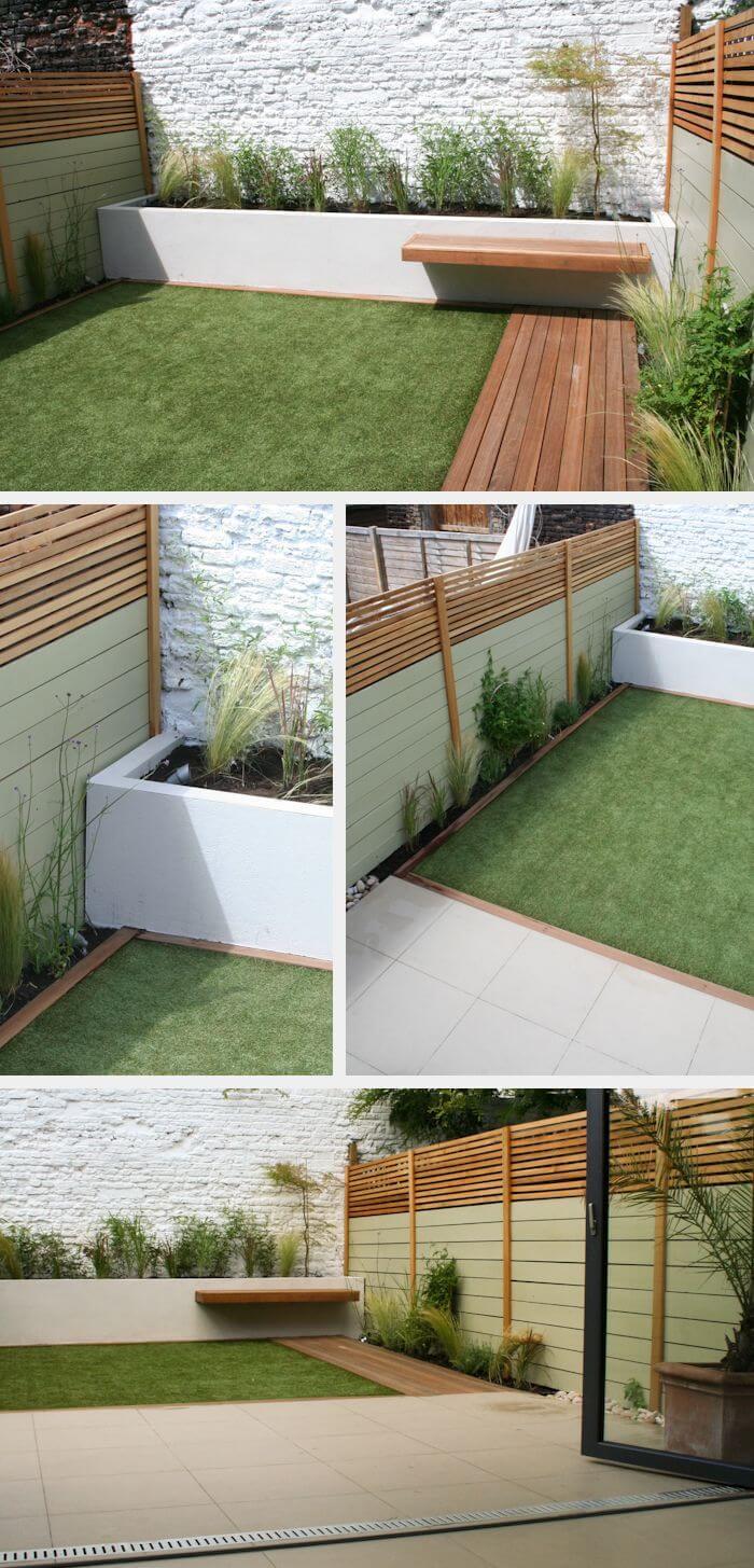 Backyard Ideas For Small Yard  Creative and Beautiful Small Backyard Design Ideas