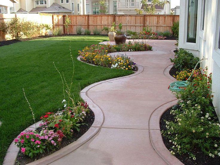 Backyard Ideas For Small Yard  Small Backyard Landscaping Design Ideas 5 Earth Tech
