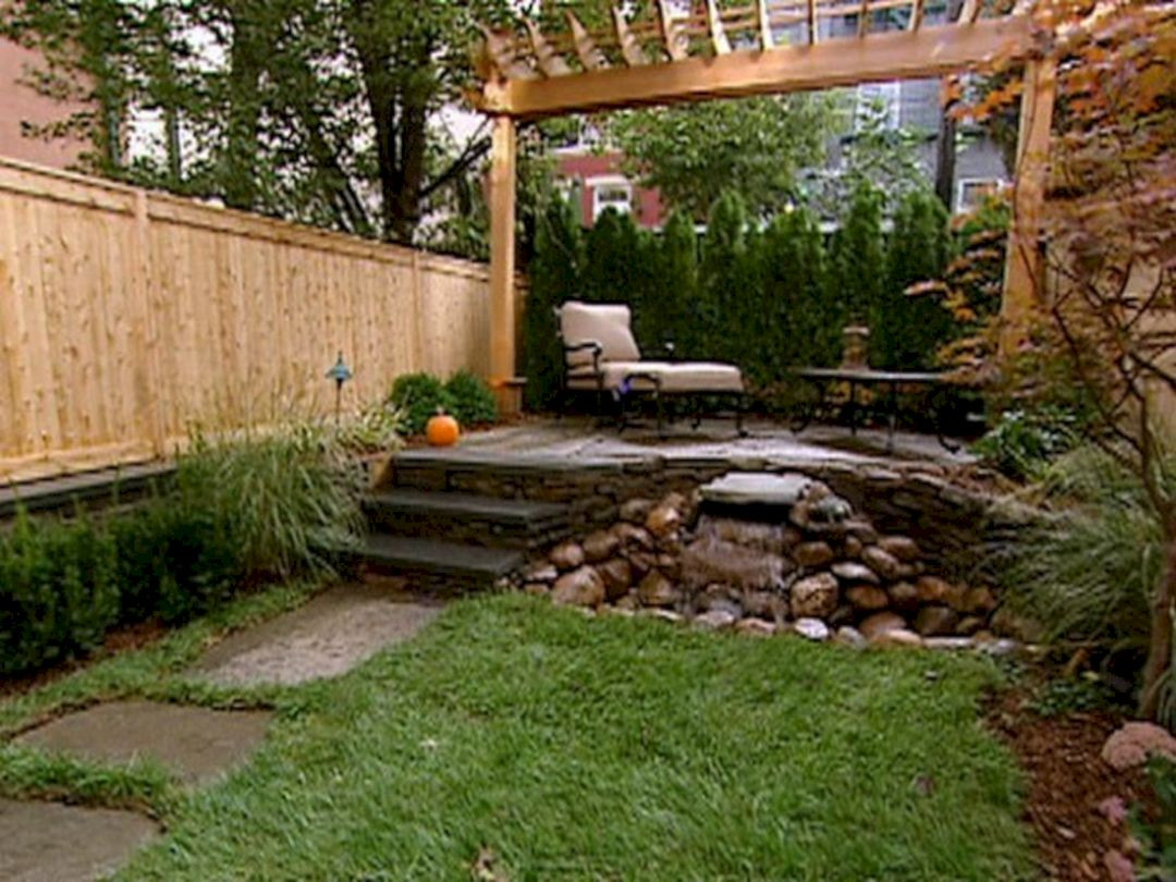 Backyard Ideas For Small Yard  Small Backyard Patio Ideas Design Small Backyard Patio