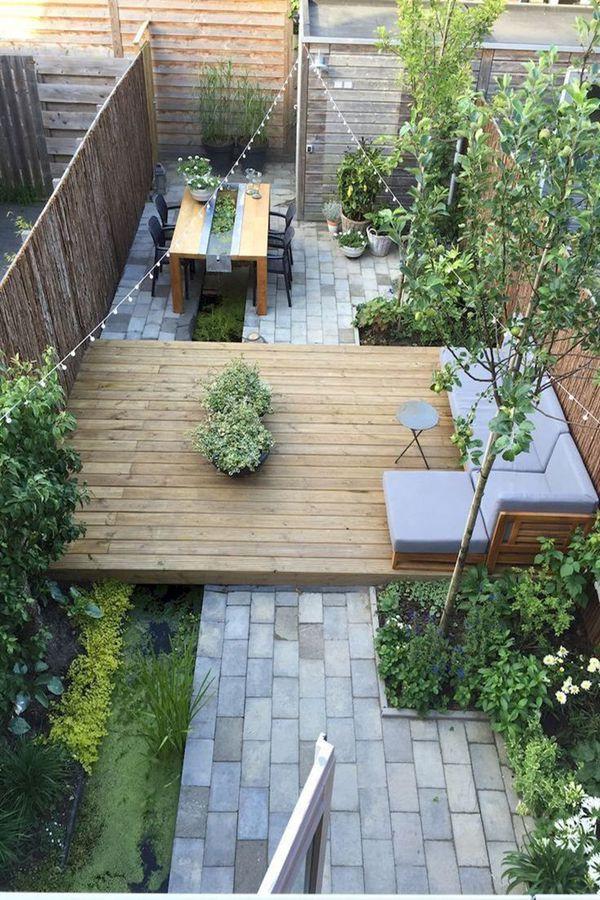 Backyard Ideas For Small Yard  30 Amazing Small Backyard Landscaping Ideas That Will
