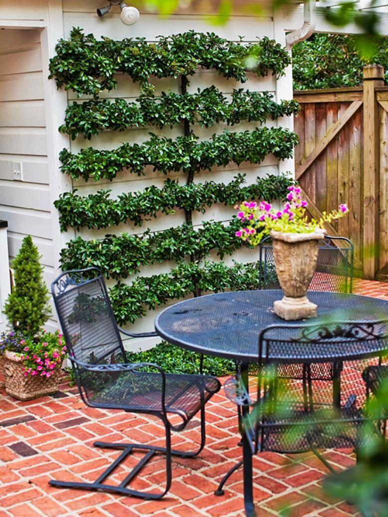 Backyard Ideas For Small Yard  Small Backyard Landscaping Ideas