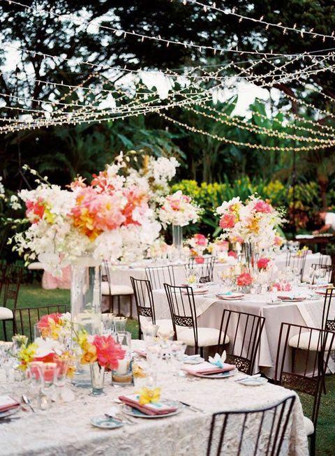 Backyard Wedding Receptions  How to organise the best backyard wedding reception