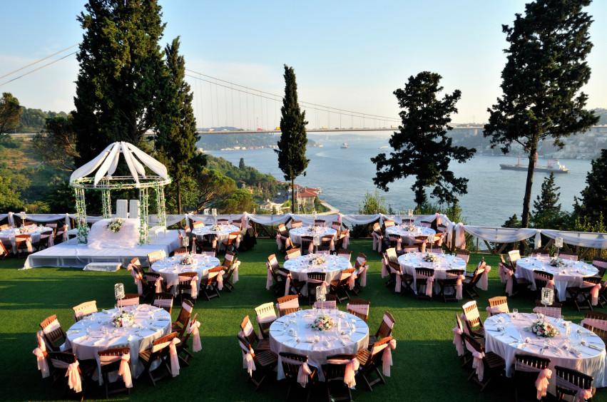 Backyard Wedding Receptions  Outdoor Wedding