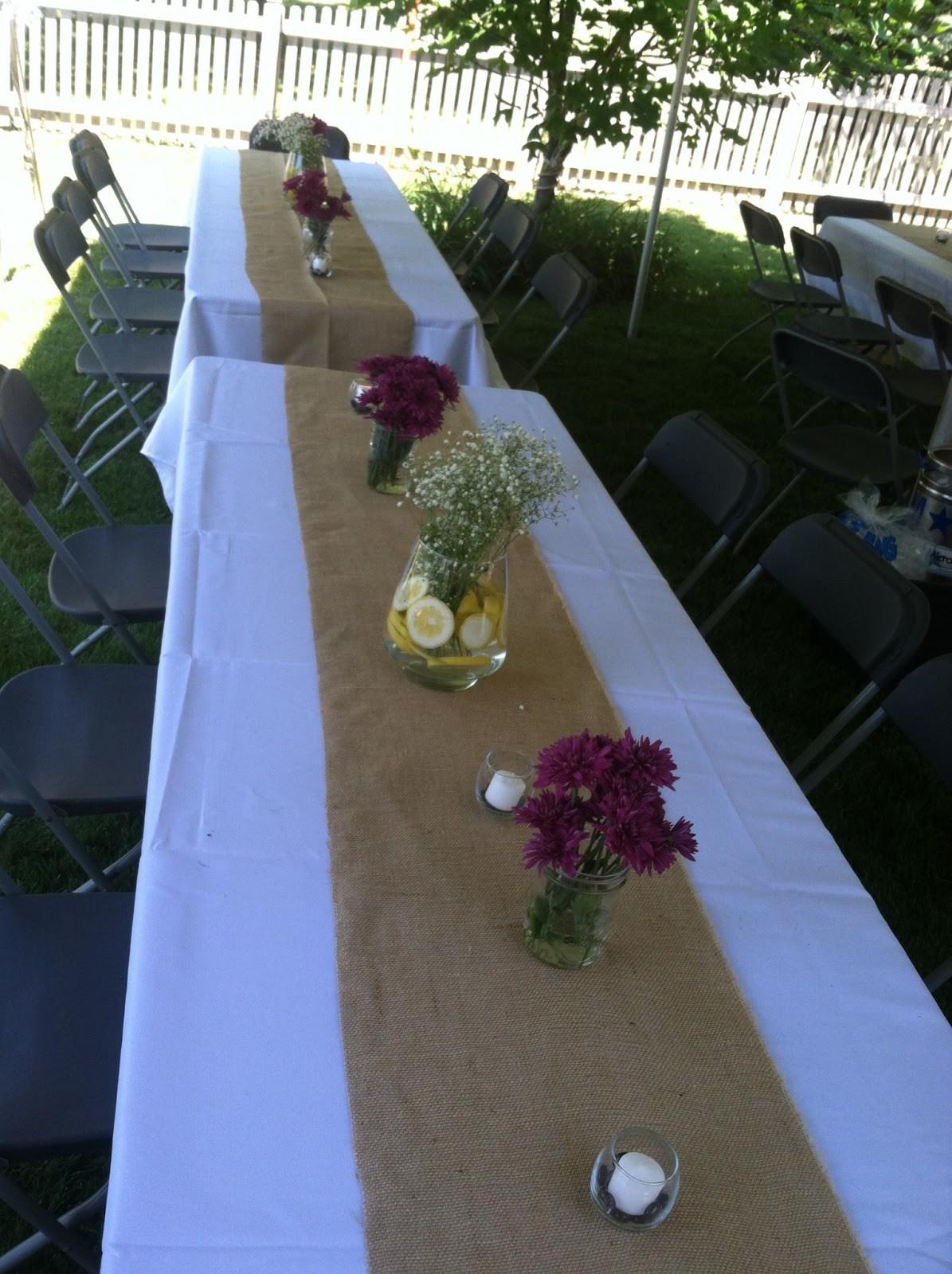 Backyard Wedding Receptions  Backyard BBQ Wedding Reception
