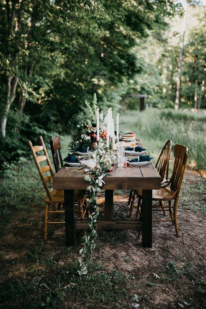 Backyard Wedding Receptions  The Ultimate Guide to Planning a Backyard Wedding