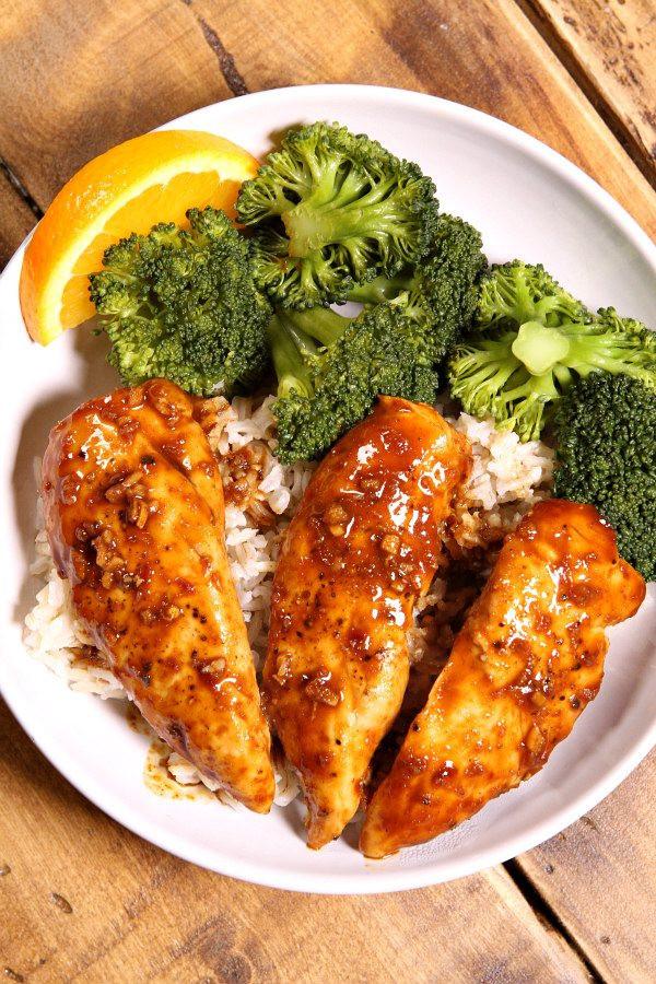 Baked Chicken Tenderloin Recipes  how to bake chicken tenderloins