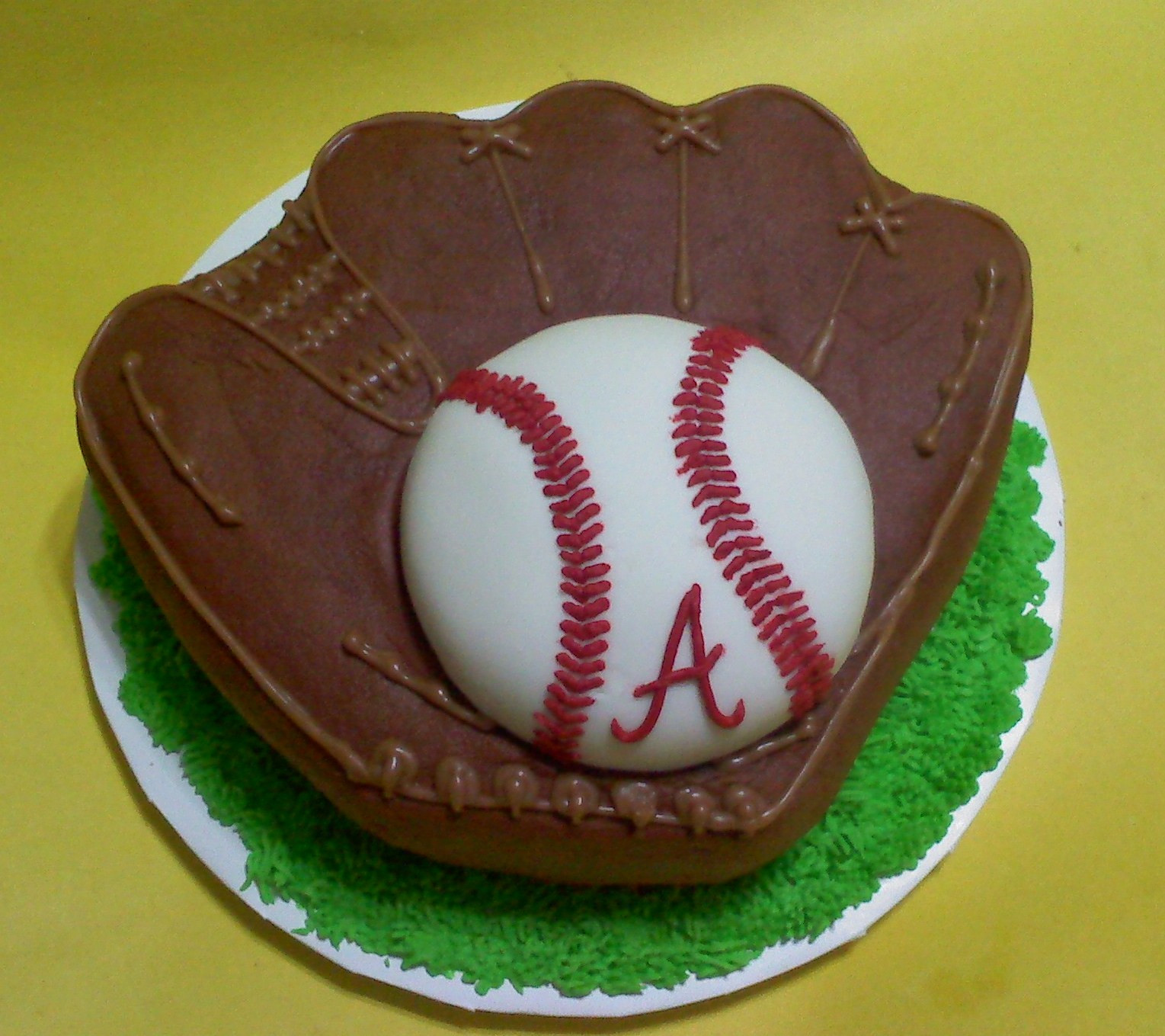 Baseball Birthday Cake  Baseball Cakes – Decoration Ideas