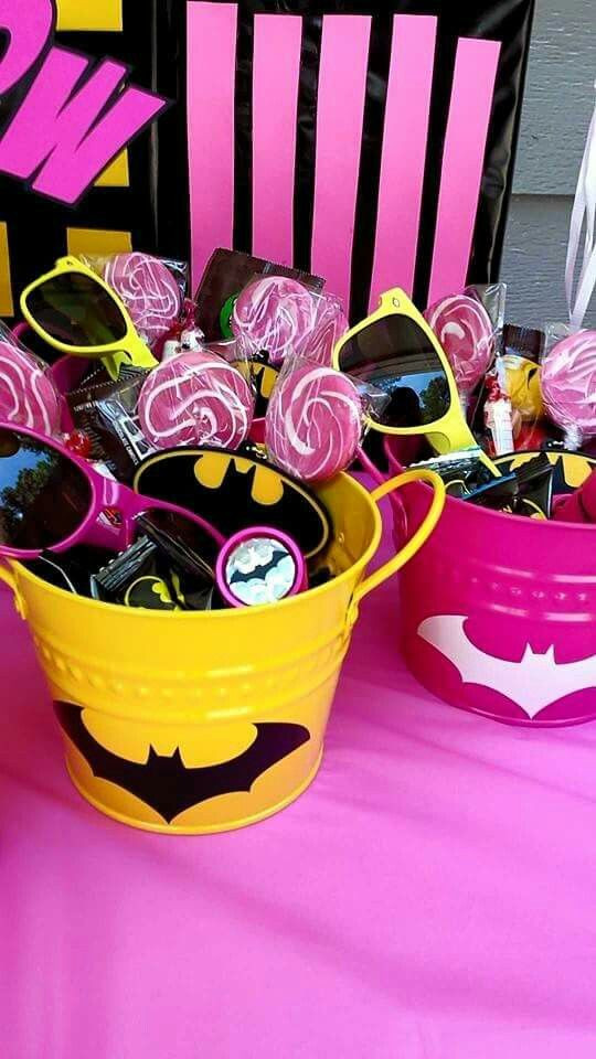 Batgirl Birthday Party Supplies  1000 images about Party ideas on Pinterest