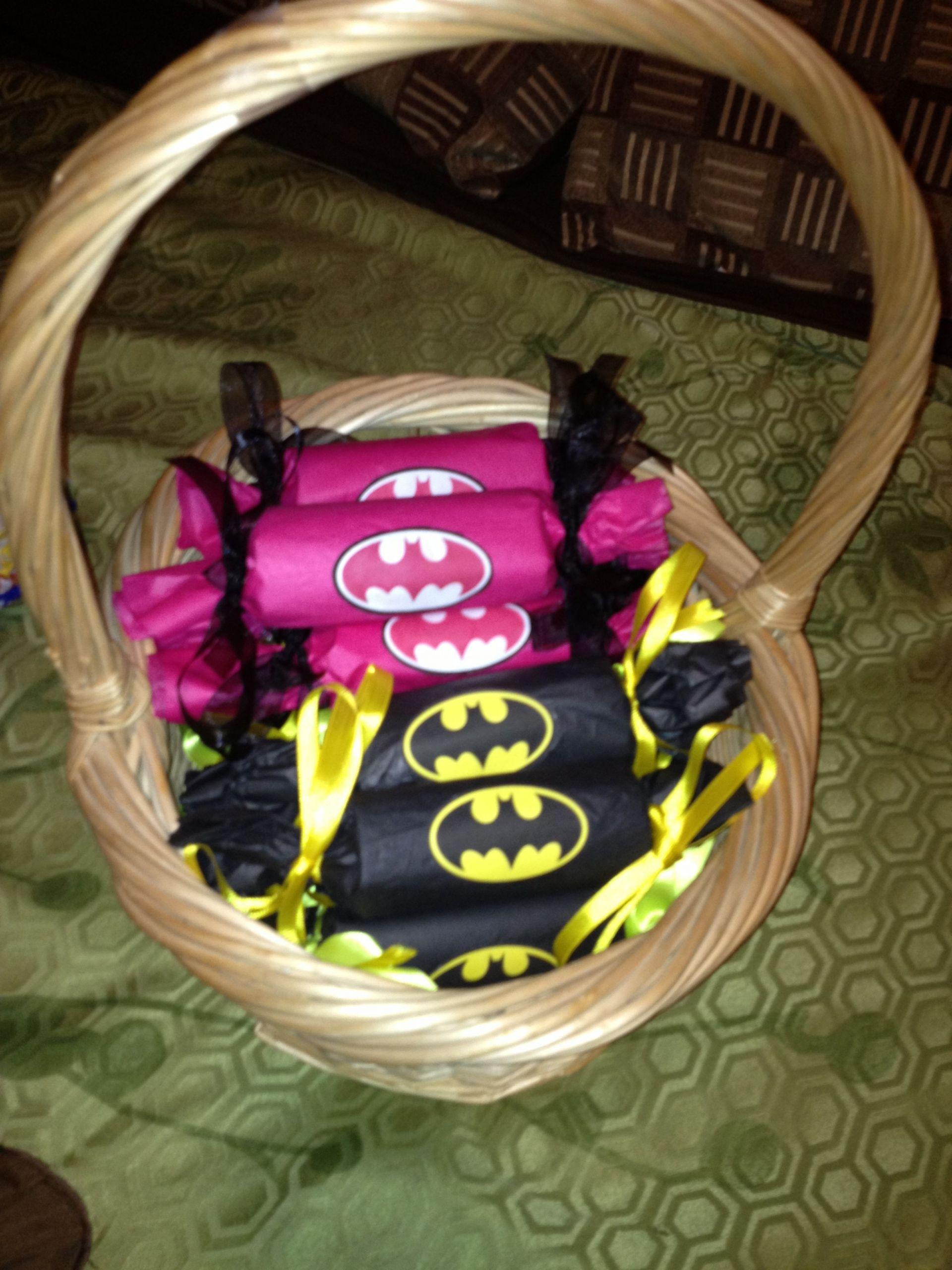 Batgirl Birthday Party Supplies  Pin by Jacki Bartley on Dan