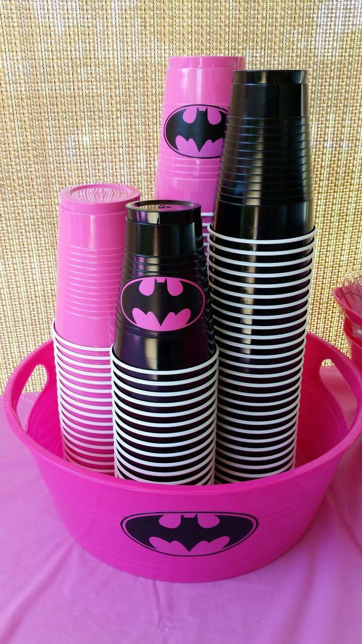 Batgirl Birthday Party Supplies  28 best Batman™ Batgirl Party images on Pinterest