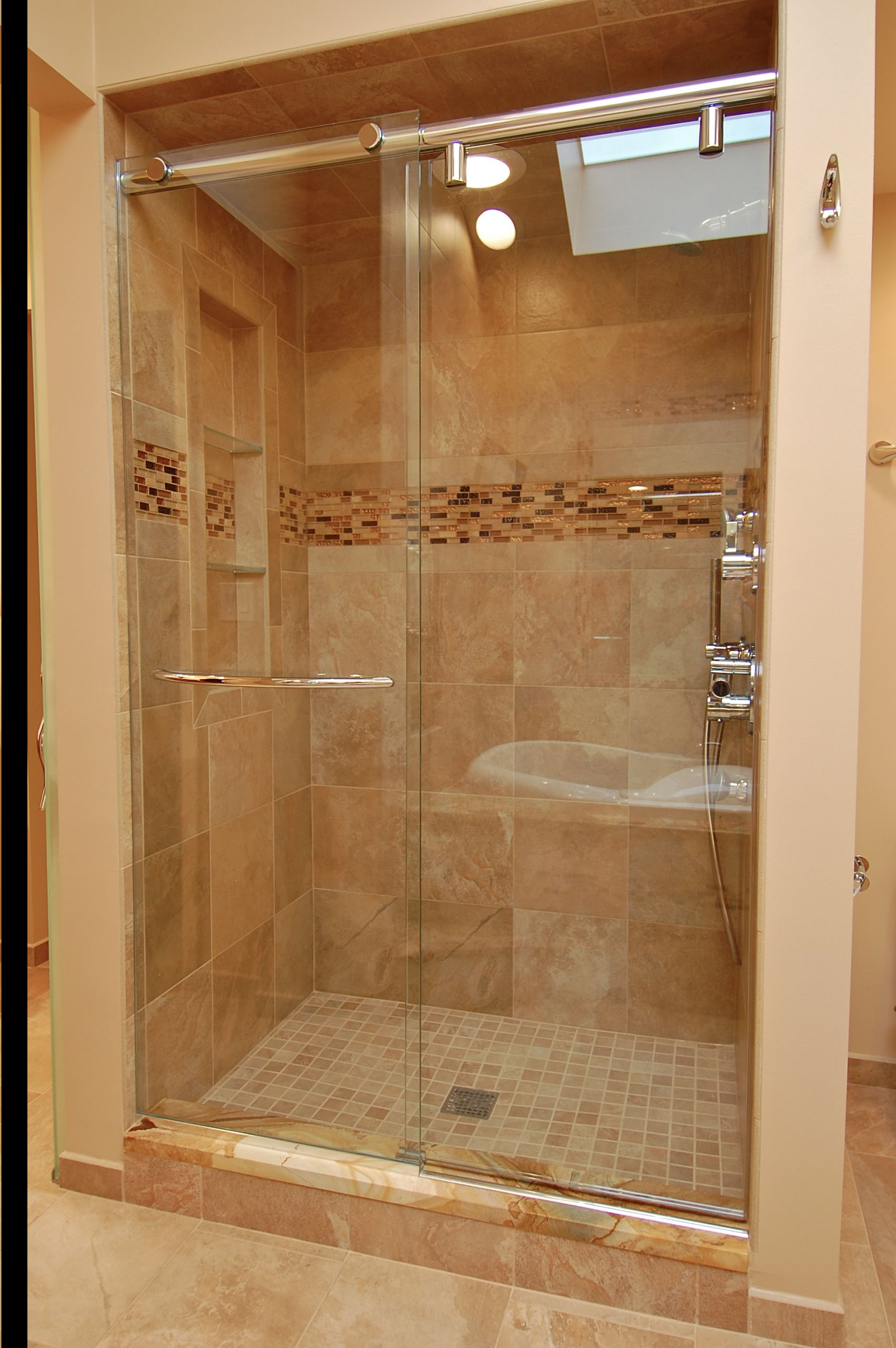 Bathroom Door Design  Frameless Shower Doors Shower Doors Chicago