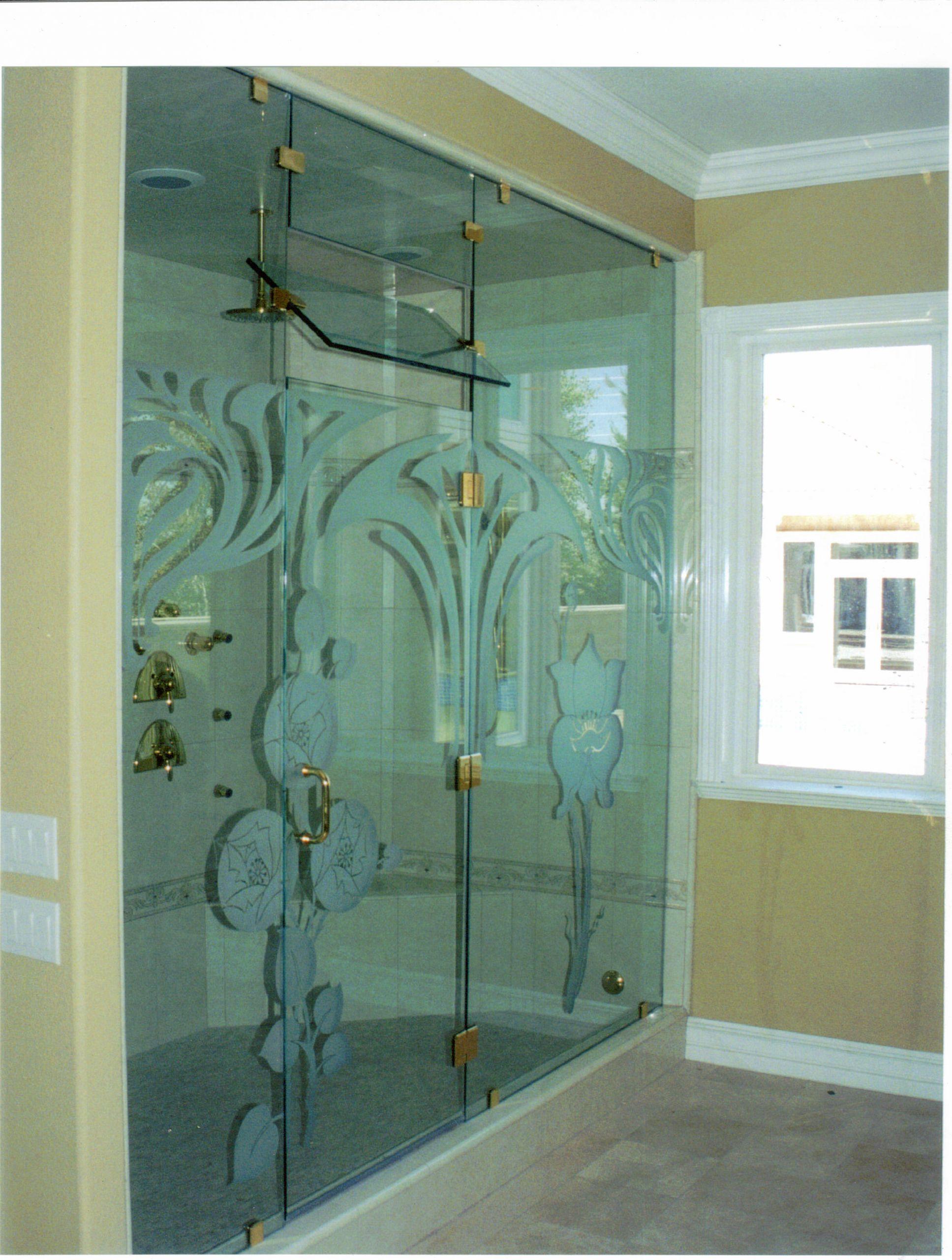 Bathroom Door Design  Shower doors bathroom frameless enclosures