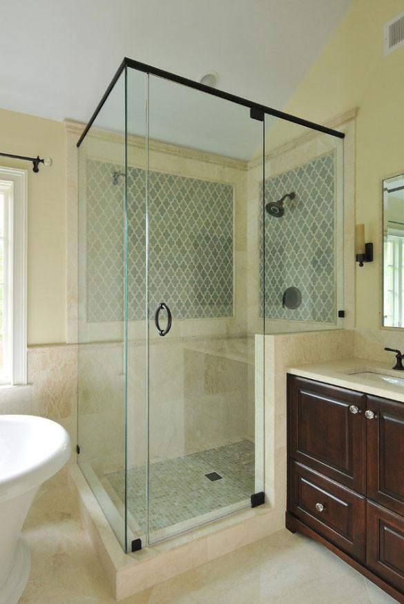 Bathroom Door Design  37 Fantastic Frameless Glass Shower Door Ideas