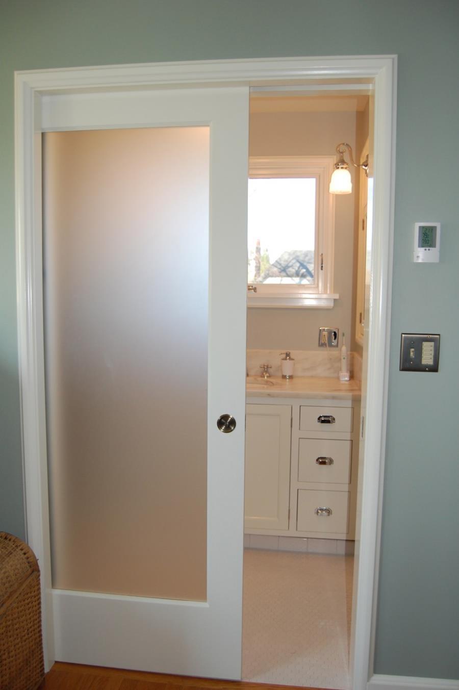Bathroom Door Design  87 Modern Aluminium & Pvc Bathroom Door Design & Styles