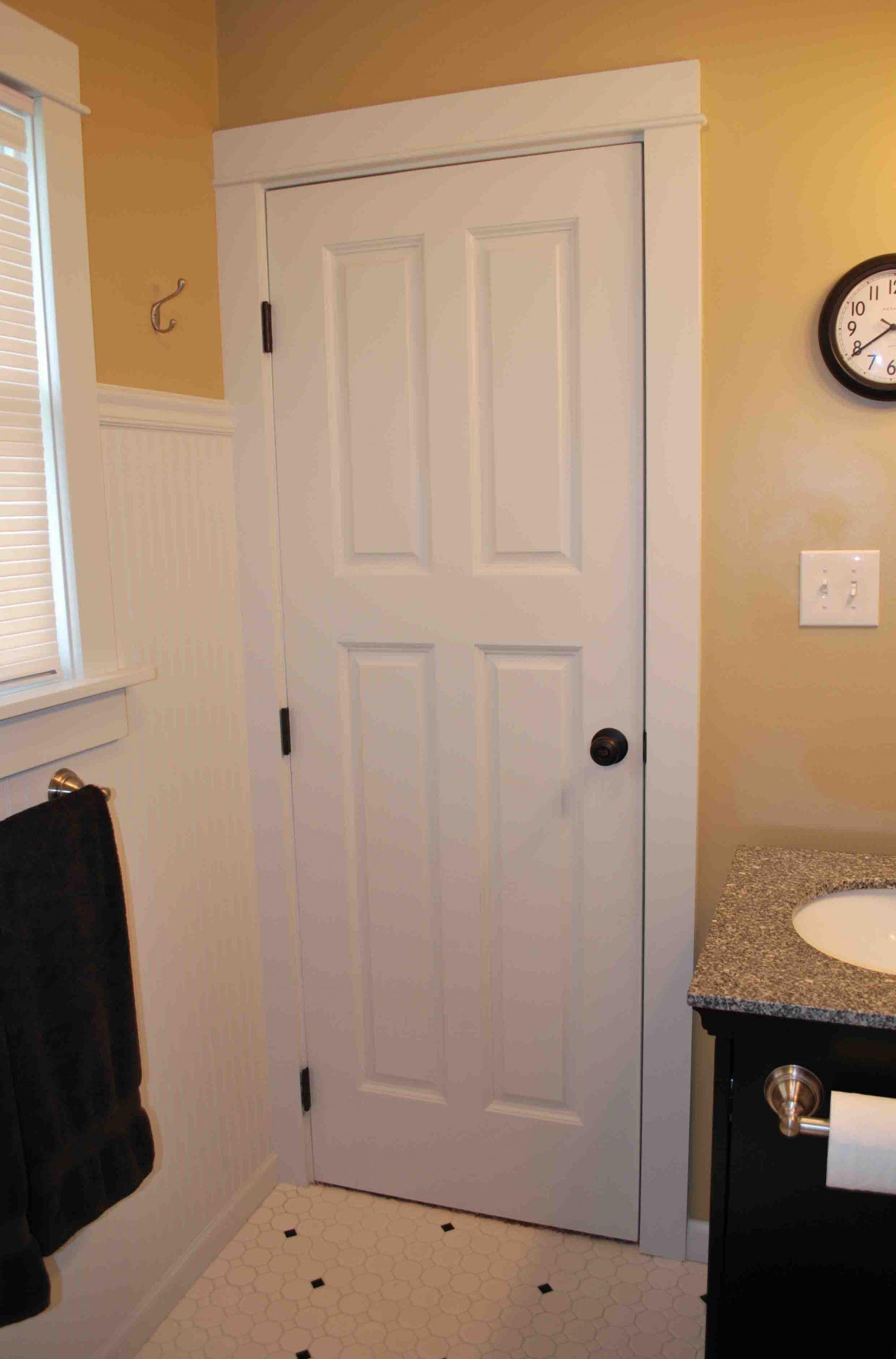 Bathroom Door Design  Dos and Don ts of DIY Part 2