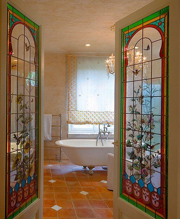 Bathroom Door Design  Your Best Options When Choosing A Bathroom Door Type