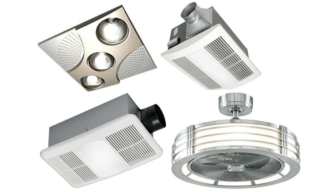 Bathroom Exhaust Fan With Heater  7 Best Bathroom Exhaust Fans with Light and Heater 2019