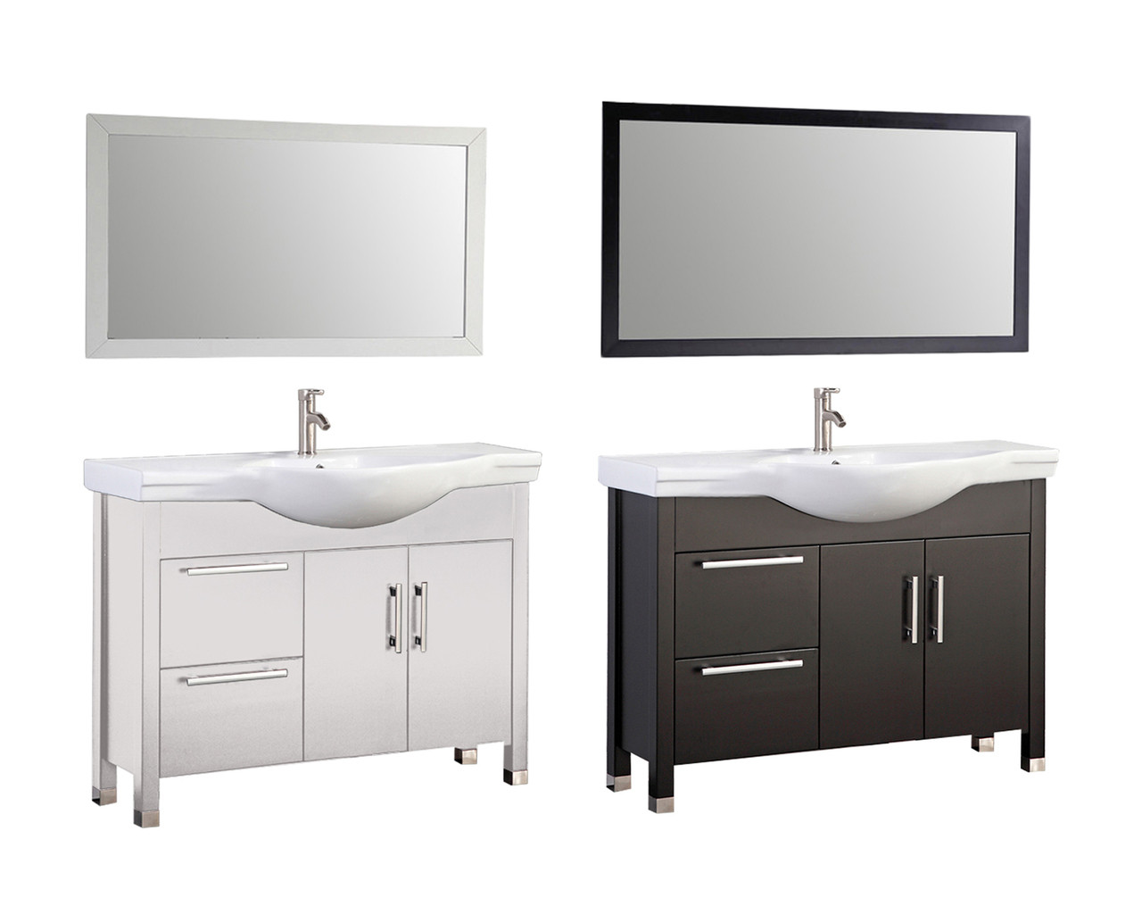 "Bathroom Sink Set  Peru 40"" Single Sink Bathroom Vanity Set"