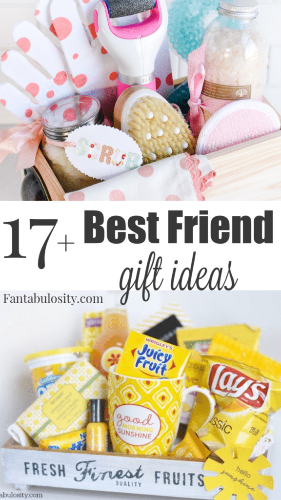 Bday Gift Ideas For Best Friend  Best Friend Birthday Gifts that she ll actually LOVE