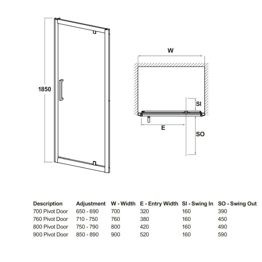 Bedroom Door Dimensions  Disabled Doors Width & Spectacular Disabled Door Width D93