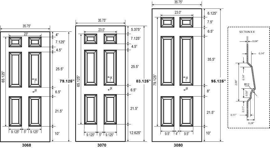Bedroom Door Dimensions  Marvelous Locks For Interior Doors 4 6 Panel Door