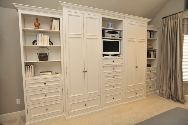 Bedroom Wall Storage Cabinets  Master Bedroom Storage Contemporary Bedroom san