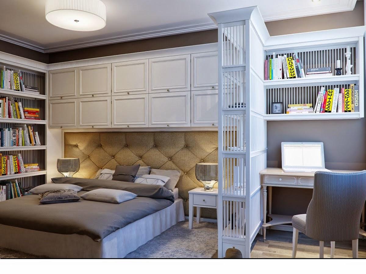 Bedroom Wall Storage Cabinets  Foundation Dezin & Decor Bedroom with Storage ideas