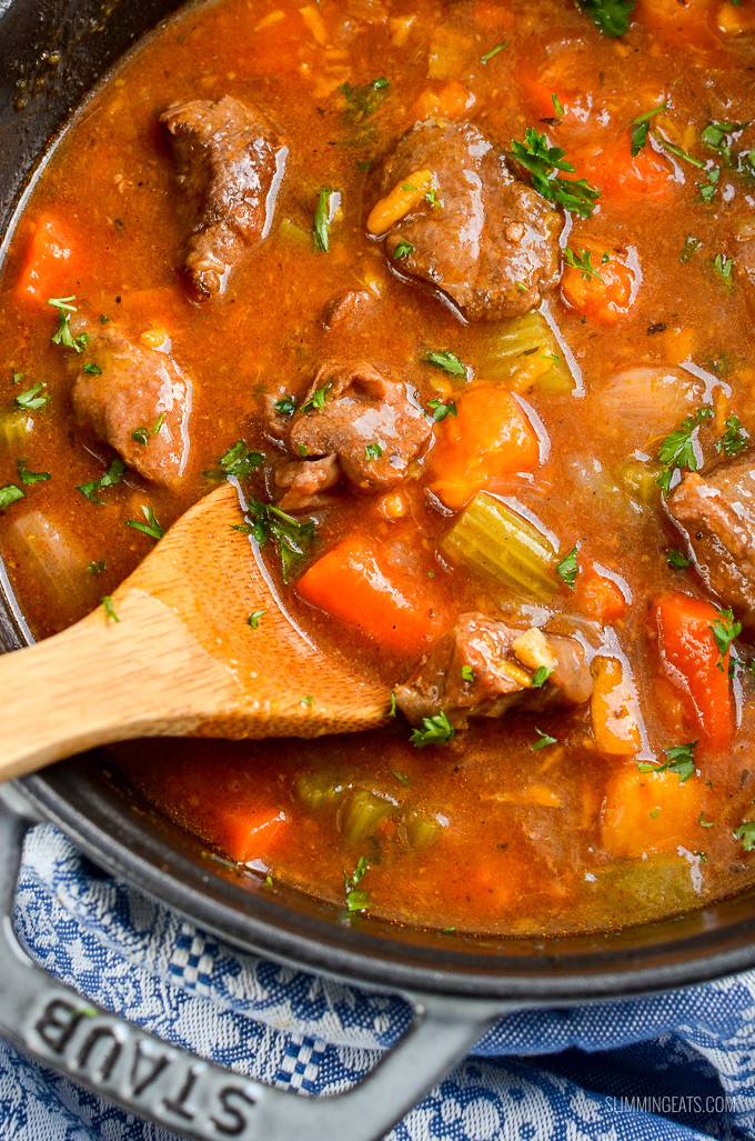 Beef And Sweet Potato Stew  Low Syn Beef and Sweet Potato Stew Stove Top and Instant