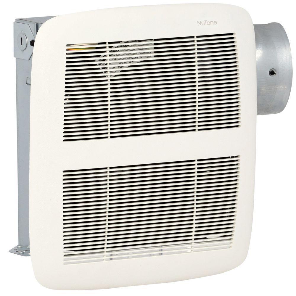 Best Bathroom Exhaust Fan  NuTone LoProfile 80 CFM Ceiling Wall Exhaust Bath Fan with