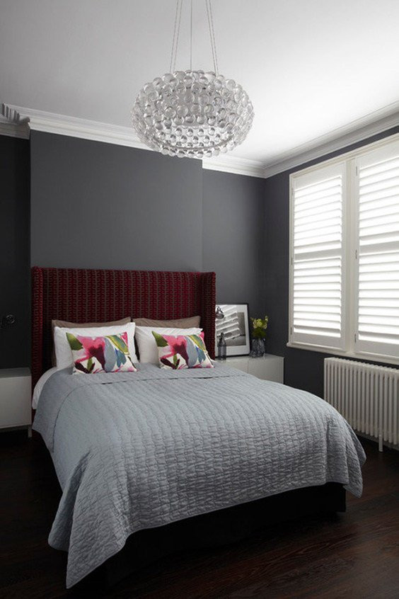 Best Color For Bedroom  70 of The Best Modern Paint Colors for Bedrooms The