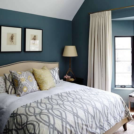 Best Color For Bedroom  The Bedroom Colors You ll See Everywhere in 2019