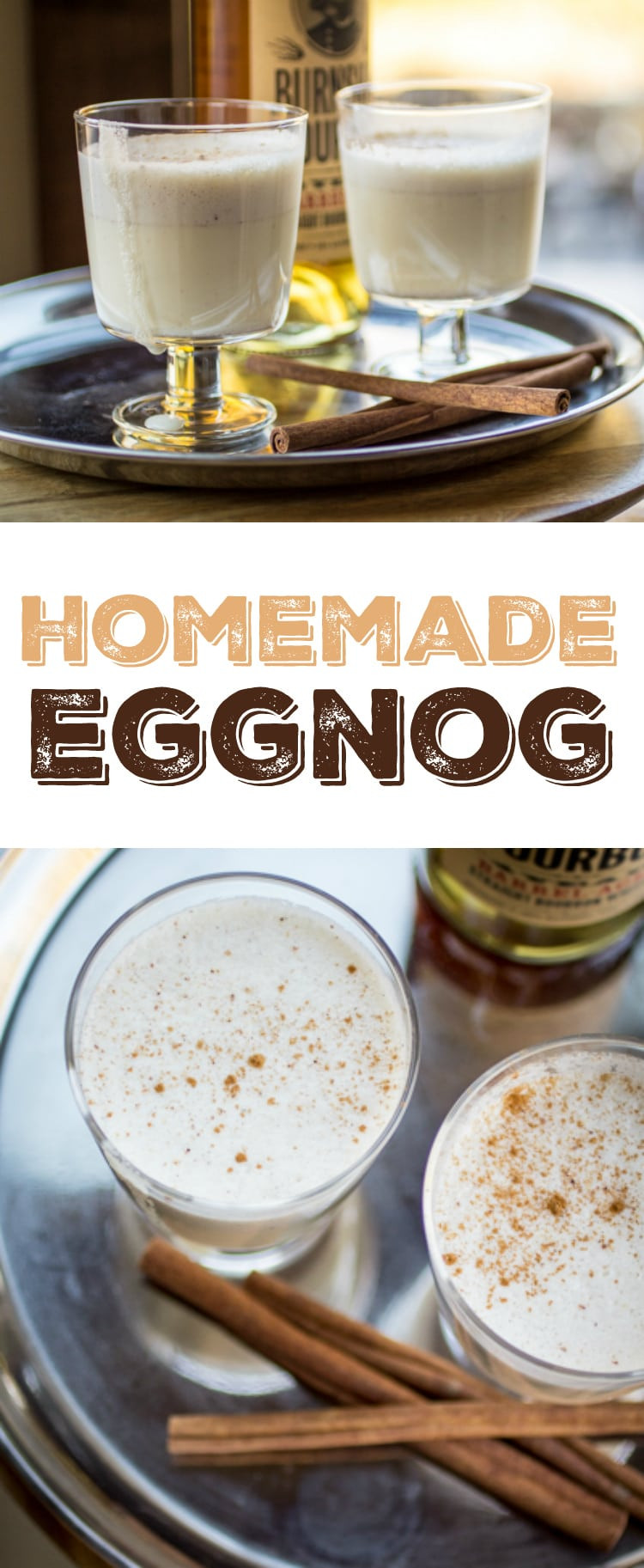 Best Homemade Eggnog  Homemade Eggnog The Wanderlust Kitchen