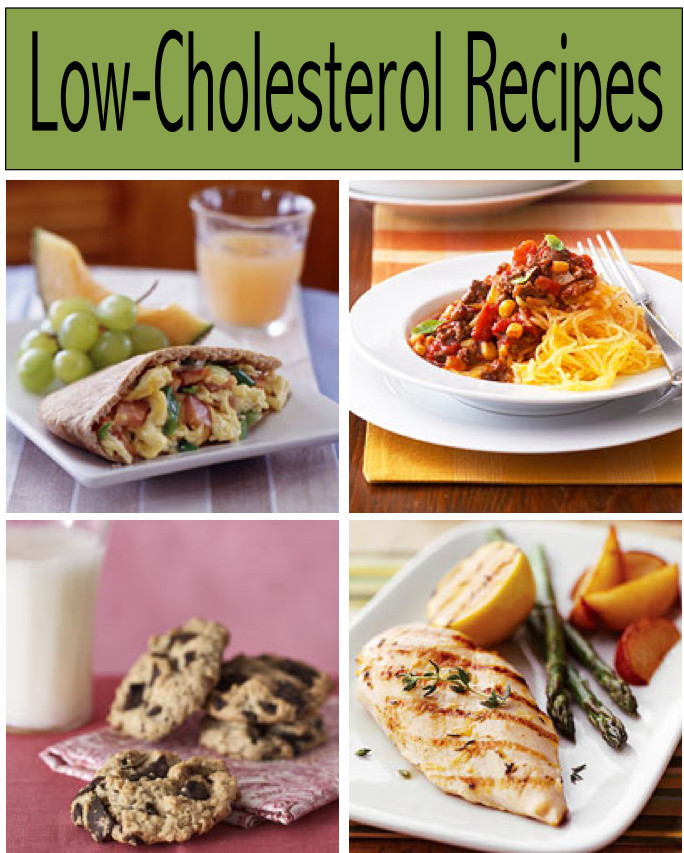 Best Low Cholesterol Recipes  The Top 10 Low Cholesterol Recipes