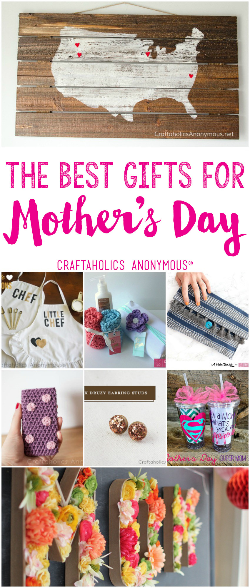 Best Mother Day Gift Ideas  Craftaholics Anonymous