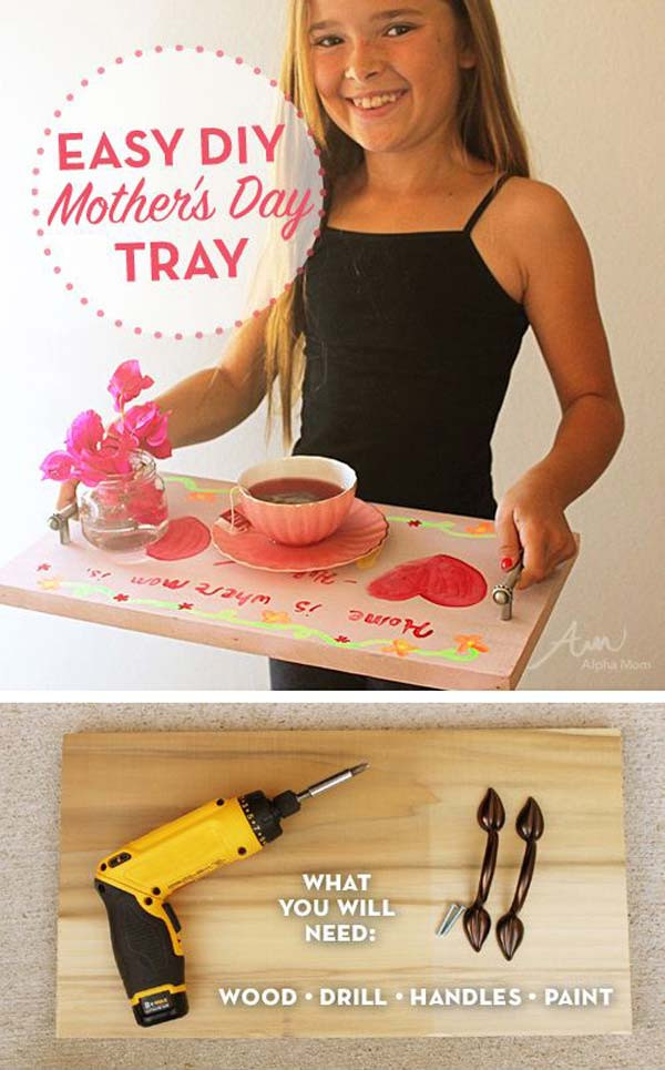 Best Mother Day Gift Ideas  The Best Mother s Day Gifts Can Easily Make Amazing DIY