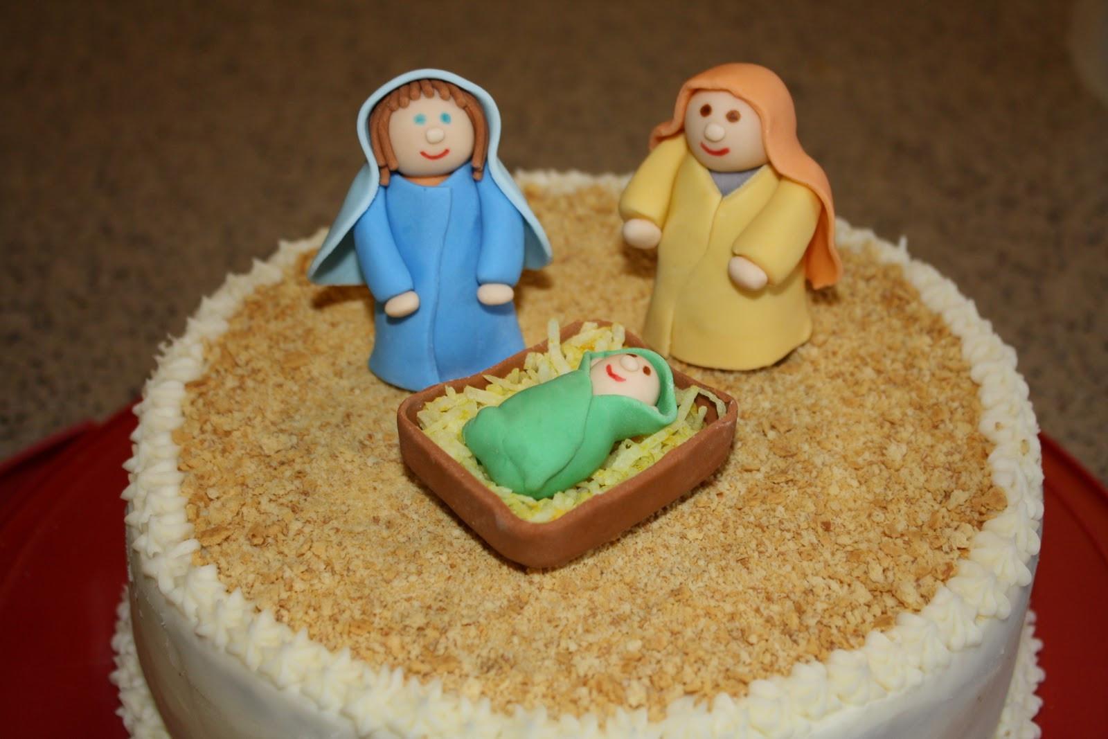 Birthday Cake For Jesus  Dazzle Cakes Happy Birthday Jesus