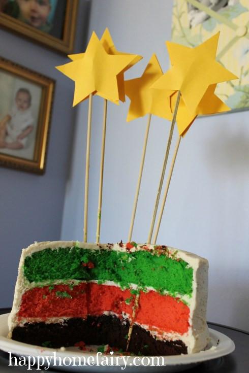 Birthday Cake For Jesus  The Happy Birthday Jesus Cake Happy Home Fairy